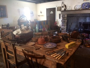 Tomintoul Museum Kitchen Display