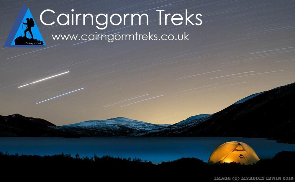 Cairngorms Trek 1
