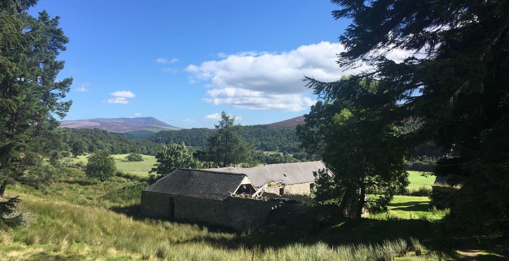 17 08 17 Knock Farm & Ben Rinnes